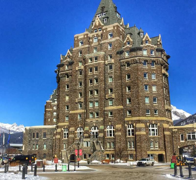 Weekend Brunch At the Fairmont Banff Springs Hotel1