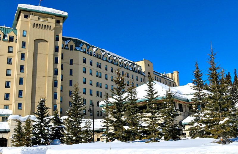 Fairmont Chateau Lake Louise1