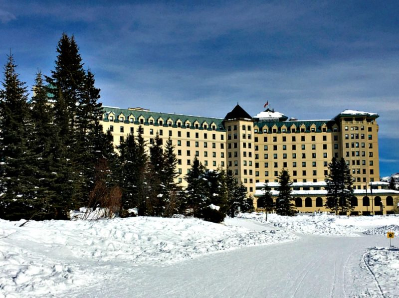 Fairmont Chateau Lake Louise11