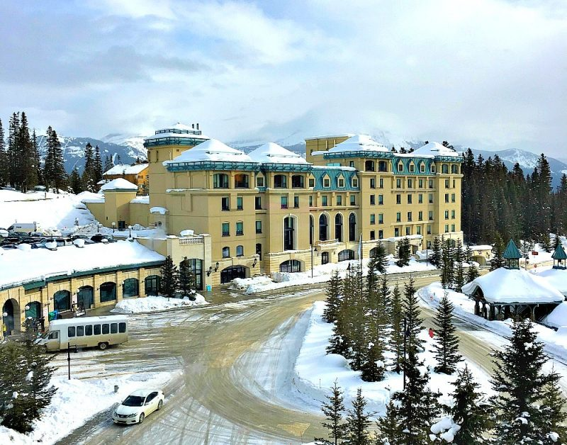 Fairmont Chateau Lake Louise9