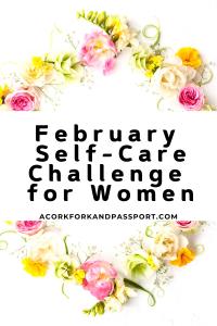 February Self Love Challenge for women1