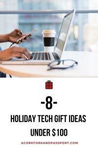 Eight Holiday Tech Gift Ideas under $100 2