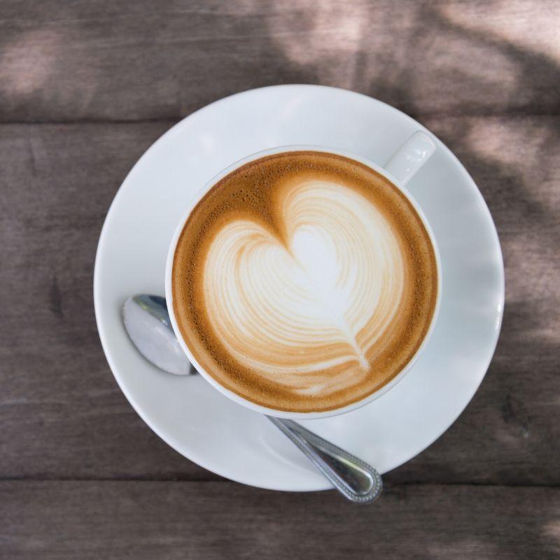 January Self Care Challenge Coffee