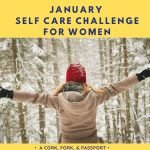 January Self Care Challenge for Women1