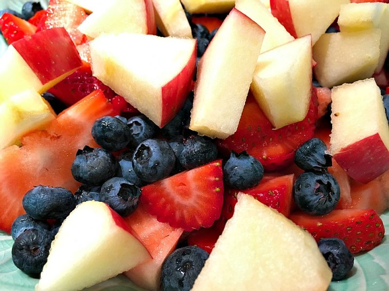 Mediterranean Fruit Salad1