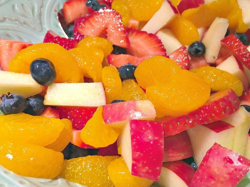 Mediterranean Fruit Salad2