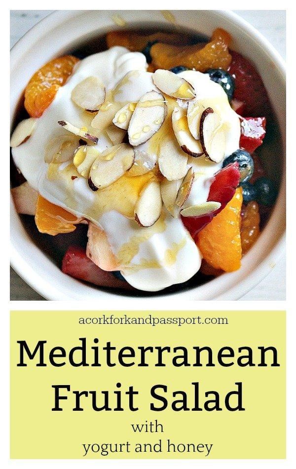 Mediterranean Fruit Salad9