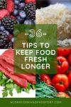 Tips to Keep Food Fresh Longer4