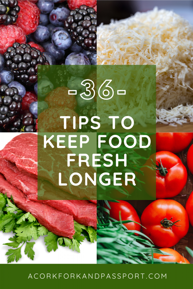 Tips to Keep Food Fresh Longer4