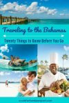 Traveling to the Bahamas