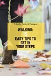 Walking 15 Easy Tips to Get In Your Steps1
