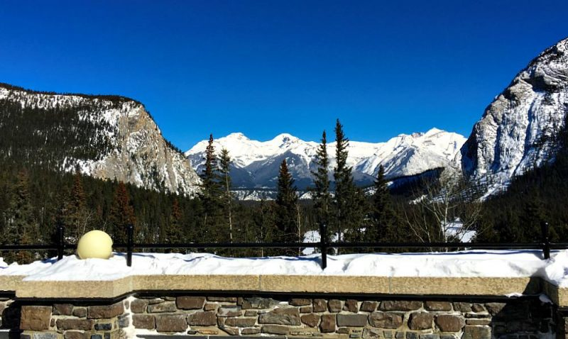 Weekend Brunch At the Fairmont Banff Springs Hotel12