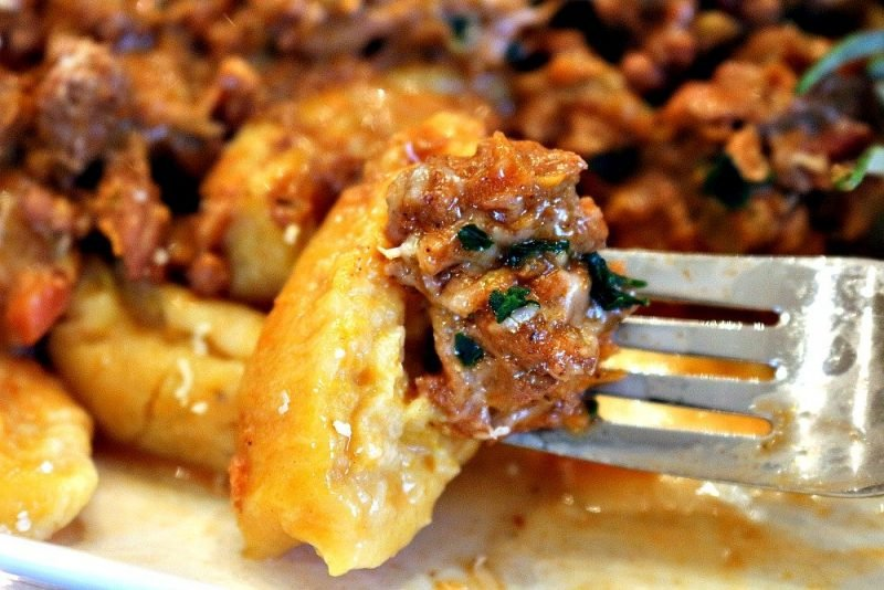 Winter Ragu Bolognese with Butternut Squash Gnocchi3