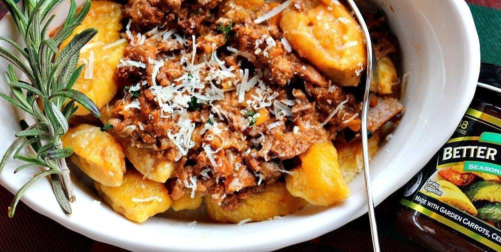 Winter Ragu Bolognese with Butternut Squash Gnocchi5