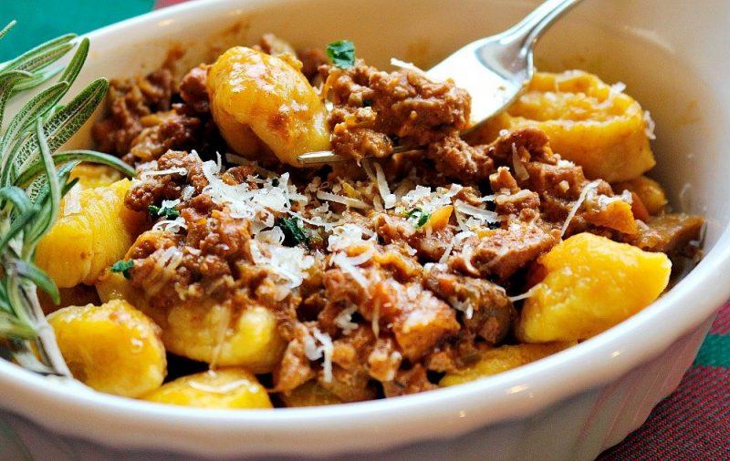 Winter Ragu Bolognese with Butternut Squash Gnocchi6