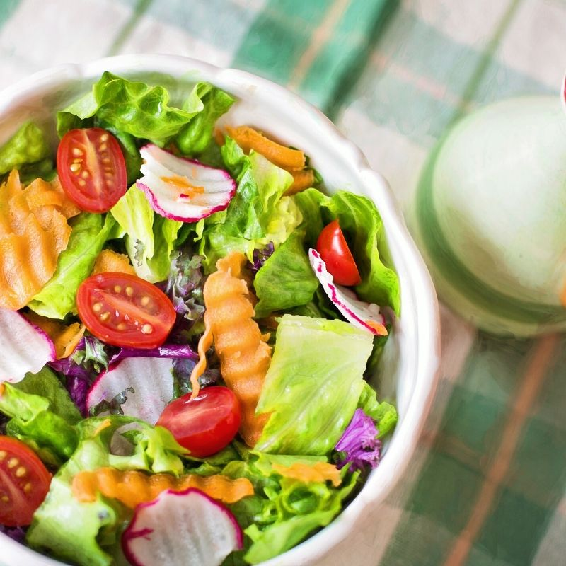 healthy oils for salad dressings